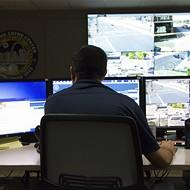 Inside St. Louis' Real Time Crime Center, Cameras, Cameras Everywhere