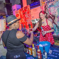 The Vodka Event Will Featured Unlimited Cocktails, a Candy Bar and More