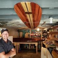 Crafted in Landlocked St. Louis, Shane Camden's Boards Catch Plenty of Waves