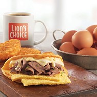 God Answers Prayers: Lion's Choice Is Testing Breakfast