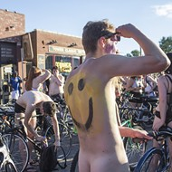 Clueless Tourist Calls St. Louis Police After Being 'Molested' by World Naked Bike Ride
