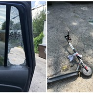 A Thief on a Scooter Stole His SUV. Then Someone Tried to Break Into His House