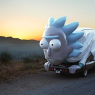 <i>Rick and Morty</i> Has a Rickmobile, and It's Coming to 4 Hands Brewing Co.