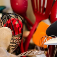 You Can Get Amazing Kitchen Equipment at Companion's Garage Sale Saturday