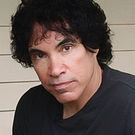 Stiff Upper Lip: Things get hairy when John Oates talks about performing at the 'Stache Bash, his Web cartoon and famous facial hair