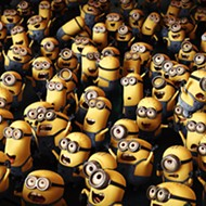 The childish, funny, 3-D delights of Despicable Me