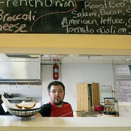 Cheesesteak Quest: Can Ian find a decent Philly cheesesteak in St. Louis? Yes, he can!