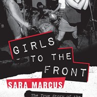 Sara Marcus' new book about Riot Grrrl is a fascinating account of the movement