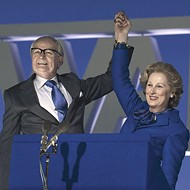 Margaret Thatcher as victimized woman in <i>The Iron Lady</i>
