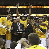 Westward hosed! Mizzou gets screwed out of No. 1 berth, joins SLU in West region of NCAA tourney