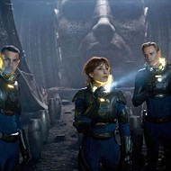 <i>Prometheus</i> boasts impressive horror, but its ideas? Not so much.
