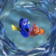Pixar's grand fish tale needs no enhancement