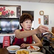 On a stretch of road famous for fine international cuisine, Famous Szechuan Pavilion is a hidden gem