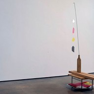 In the Galleries - B. Wurtz CLOSES October 20 at White Flag