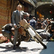 <i>Skyfall</i> lays bare the unknowable spy