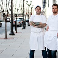At Pastaria in Clayton, Gerard Craft and crew use their noodles