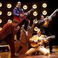 Sun of Sam: <i>Million Dollar Quartet</i> deflated by record-mogul fifth wheel