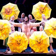 Opening Ni! <i>Spamalot</i> kicks off 2013 at the Muny