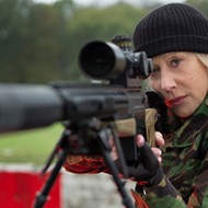 <I>Red 2</I> Isn't Great, but Helen Mirren? <I>Fabulous</I>.