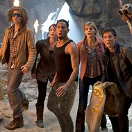 Olympus, 90210: In <i>Percy Jackson</i>, the mythic gets standardized