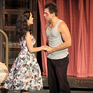 Respond with Crickets: The Muny's <i>West Side Story</i> renders everything still