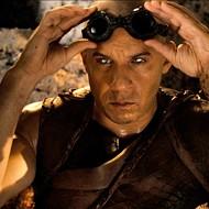 Pecs in Space: Riddick's back, but not Vin Diesel's charm