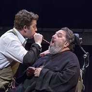 Russian Duet: It's a red October in St. Louis with stagings of <i>The Good Doctor</i> and <i>Diary of a Madman</i>