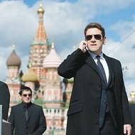 Paperback Grandeur: Kenneth Branagh makes the dumb spy thriller soar