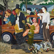 <I>Dear Nemesis</I>: Figurative painting is alive and well in CAM's survey of Nicole Eisenman's midcareer work