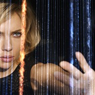 Scarlett Johansson Effortlessly Carries the Fun, Unscientific <I>Lucy</I>
