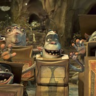 Triumph of the Troll: Grub-eating Boxtrolls thrive in moral grayness