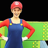 Mario Makes the Leap to Ballet