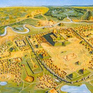 New Mississippi River Bridge Could Threaten Excavation of Newly-Discovered Cahokia Suburb