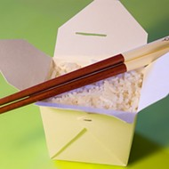 Robber Orders Chinese Food, Stabs Delivery Driver, Steals Food, Money