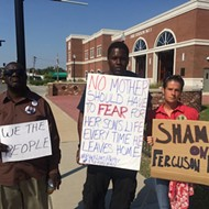 [UPDATED] Ferguson Protesters, Including the Lost Voices, Get Kicked Out of Protest Sites