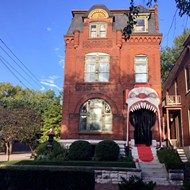 Scary Soulard House Just Might Be a Portal to Hell