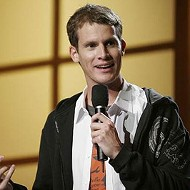 Comic Daniel Tosh Gets Off College Circuit with Show at The Pageant Saturday