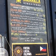 Flying Pig at Guerrilla Street Food and <i>The Bourne Legacy</i>