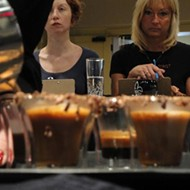 Fifteen Shots Later, Part 2: Java Enabled Judges the Midwest Regional Barista Competition