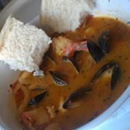 Soup Countdown #9: Lola's Seafood Stew