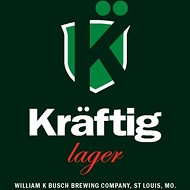 William K Busch Brewing Company Launches Kräftig Lager and Kräftig Light