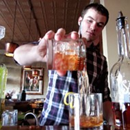 Cleveland-Heath's Elijah Barnes: Featured Bartender of the Week