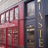 Adam Altnether Opens Taste Tomorrow, March 11