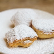 Cafe Ventana's Beignets, an Airy Sugar-Dusted Fritter to Go with a Cup of Joe