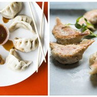 Thursday Throwdown: The Bek-Hee and Lona's Lil' Eats Dumplings Challenge