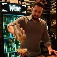 Holiday Cocktail Countdown #6: Cork Wine Bar's Tiramisu Martini