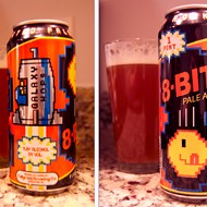 8-Bit Pale Ale and <i>Wreck-It Ralph</i>