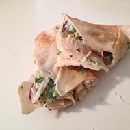 #82: The Chicken Schwarma Sandwich from Al-Tarboush Deli