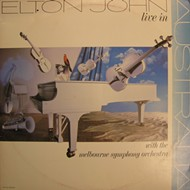 Second Spin: Elton John, <em>Live in Australia with the Melbourne Symphony Orchestra</em>
