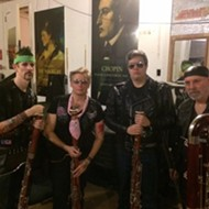 That Time the St. Louis Symphony Dressed Like a Motorcycle Gang: Photos
